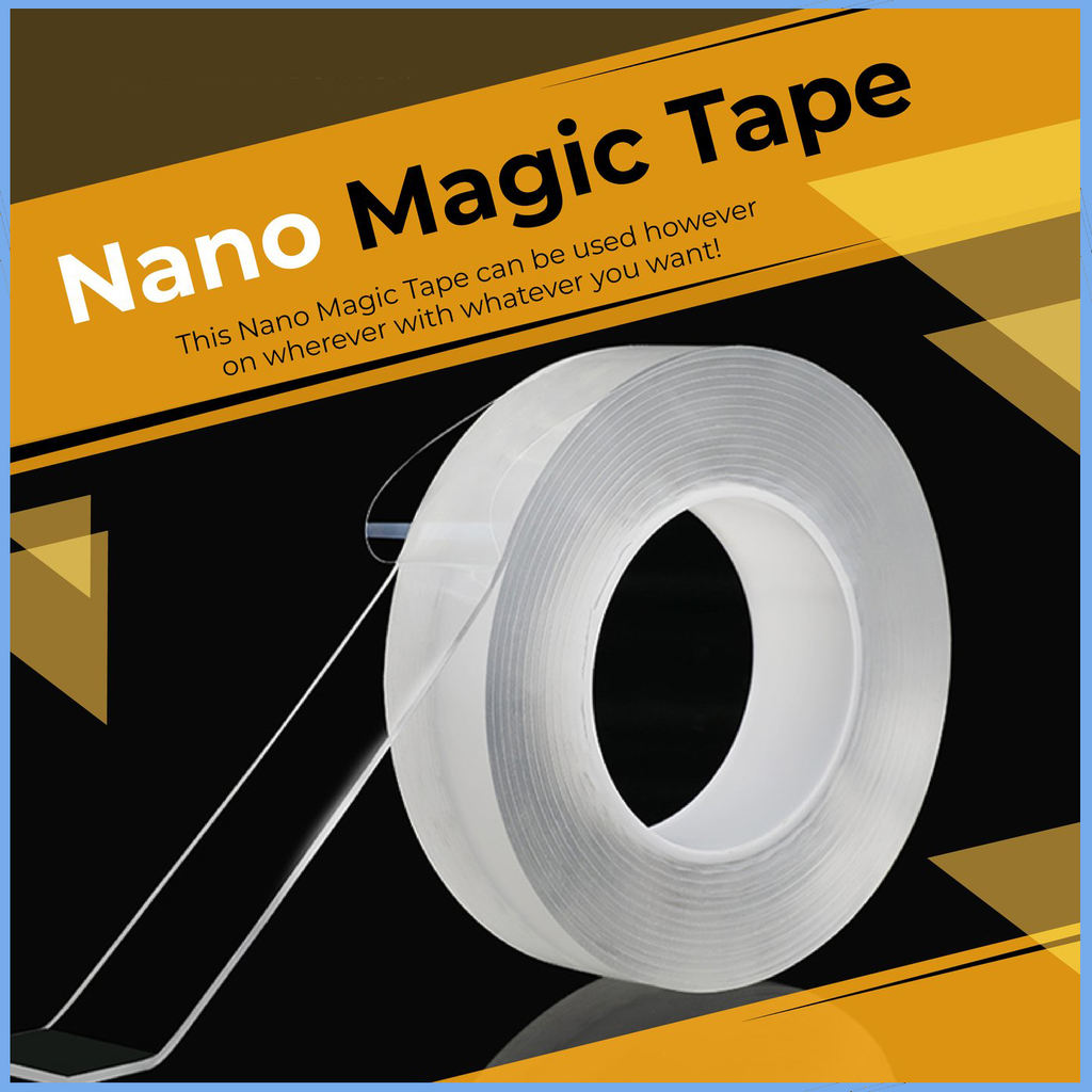 Magic Tape Nano