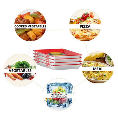 KeepFresh™ Creative Food Preservation Tray