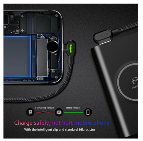 ChargerPro Titan™ Unbreakable Fast Charging Cable