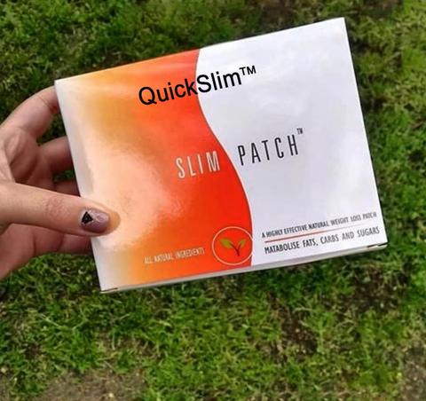50 QuickSlim™ Slimming Detox Patch