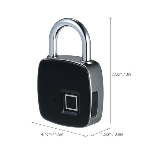 iLock™ Portable Fingerprint Smart Lock