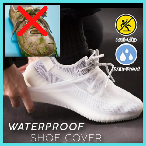 Image of Protector - Waterproof Silicone Shoe Cover