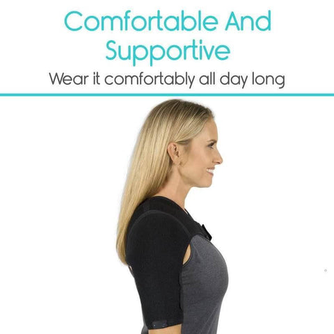 Orthopedic Care Shoulder Brace - (Adjustable to All Body Size)