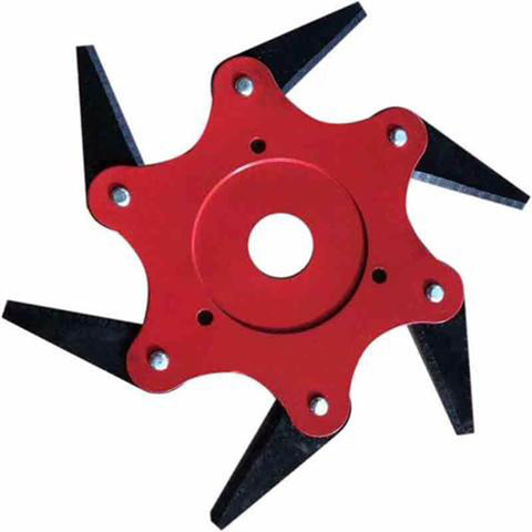 6 Blade® Steel Universal Trimmer Head
