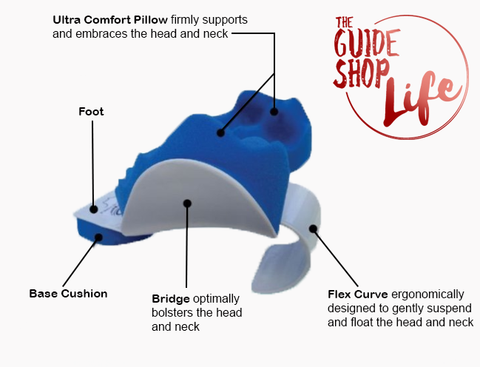 Image of Neck and Shoulder Relaxing Pillow