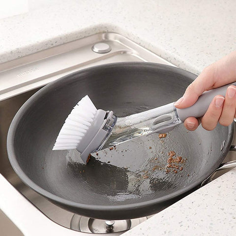 Dishwashing Brush..