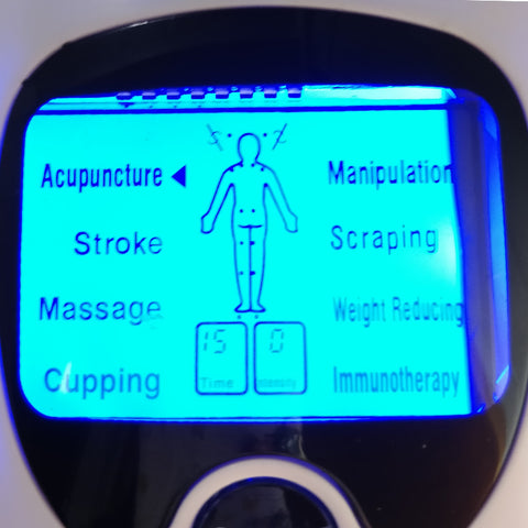 Image of TENS: Muscle Stimulator for Neck and Back Pain