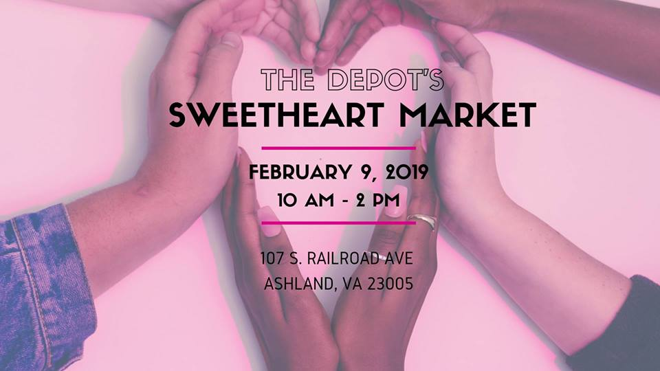 The Depot's Sweetheart Market