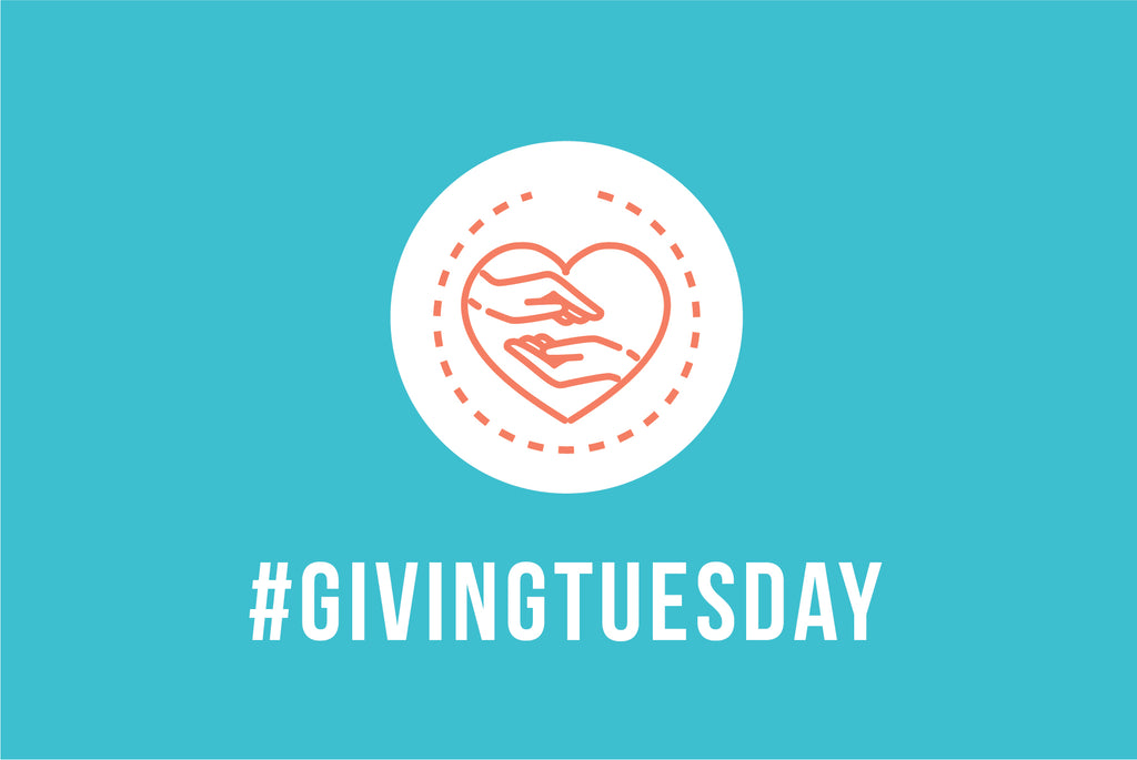 Show Your Thanks Through #GivingTuesday