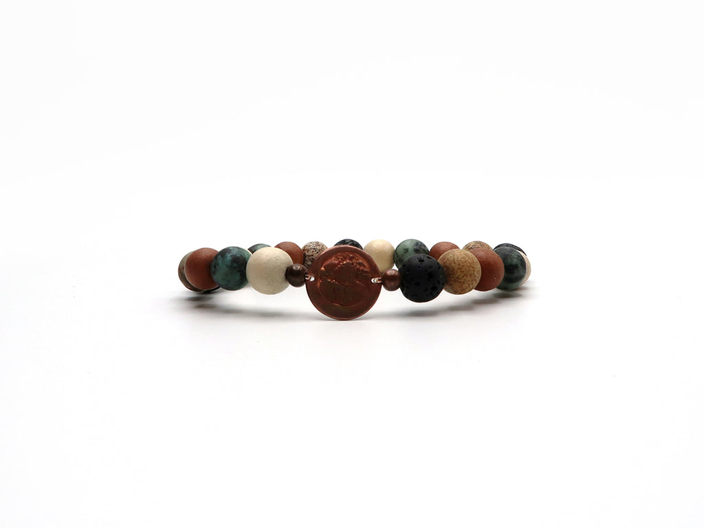 BE ONE. BE KIND. BE BALANCE BRACELET