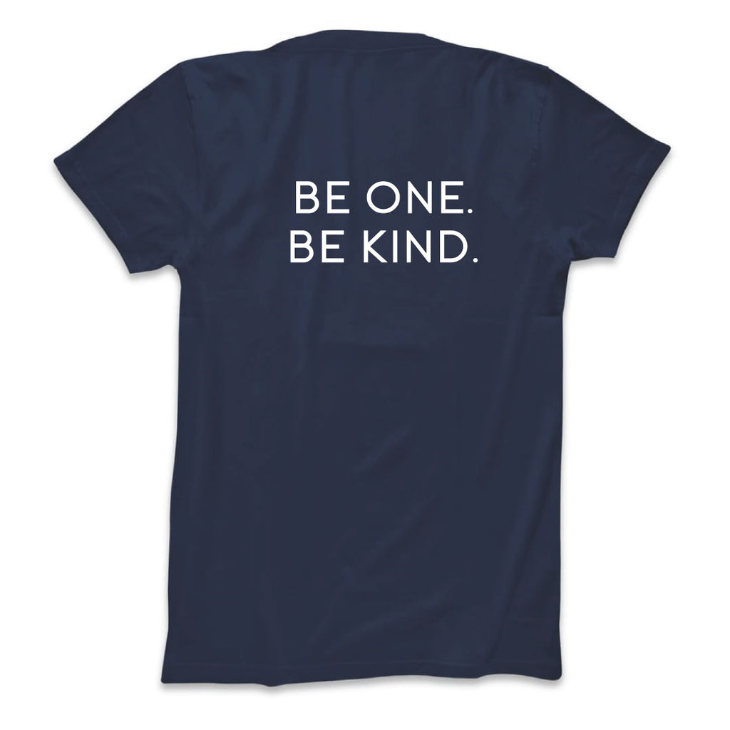BE ONE. BE KIND. MEN'S TEE