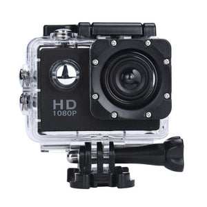 Mini 1080P Full HD DV Sports Recorder Waterproof Action Camera