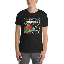STAY HUNGRY - WOLF Short-Sleeve Unisex T-Shirt