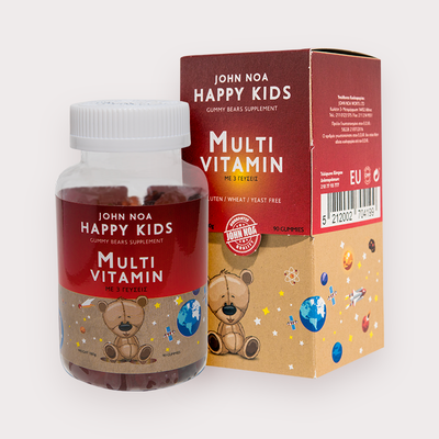 Happy Kids Multi Vitamin