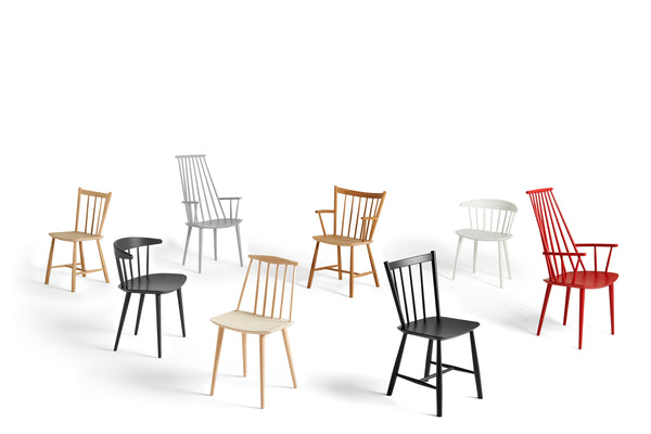 HAY J-Series Chairs