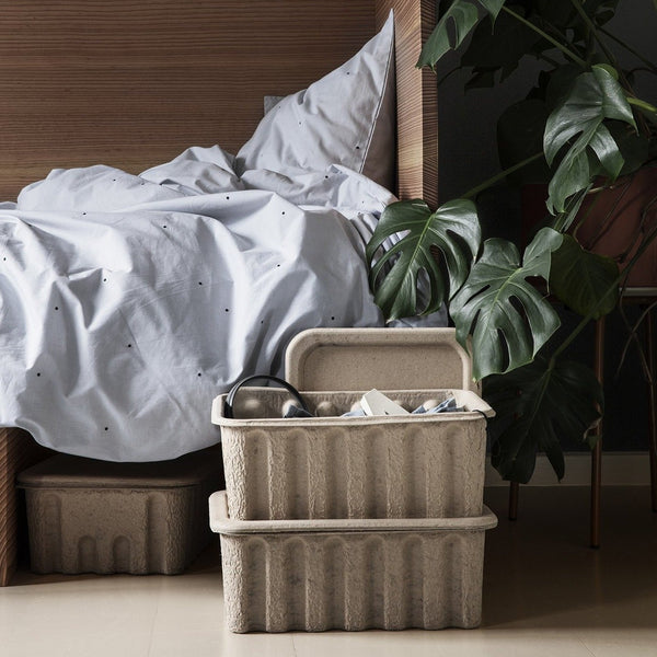 Ferm Living Paper Pulp Box