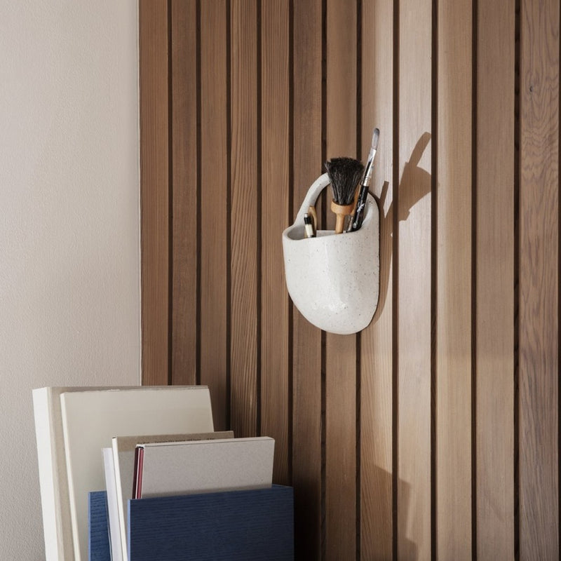 Ferm Living Speckle Wall Pocket