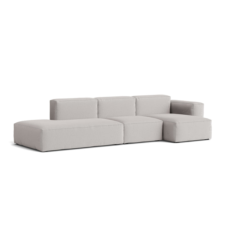 HAY Mags Soft Low Armrest Sofa 3 Seater - Combination 3