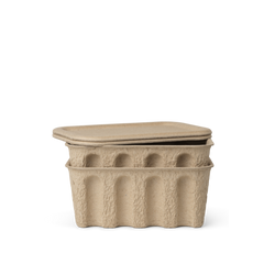 Ferm Living Paper Pulp Box - Small (Set of 2)