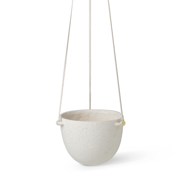 Ferm Living Speckle Hanging Pot - Large
