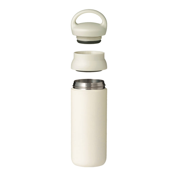 KINTO Day Off Travel Tumbler - 500ml White