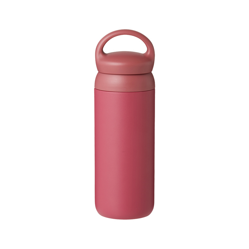 KINTO Day Off Travel Tumbler 500ml - Rose