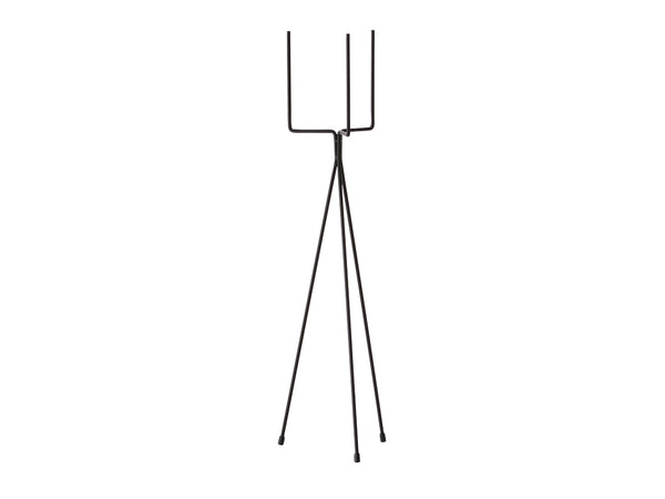 Ferm Living Plant Stand - Black - High