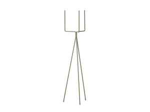 Buy Ferm Living Plant Stand - Dusty Green - High
