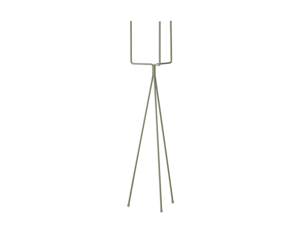Ferm Living Plant Stand - Dusty Green - High