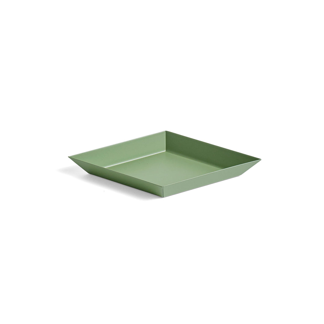 Buy HAY Kaleido Tray - XS / Extra Small - Olive Green