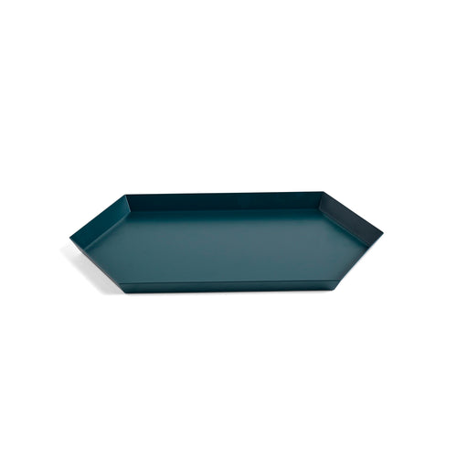 HAY Kaleido Tray - M / Medium - Dark Green