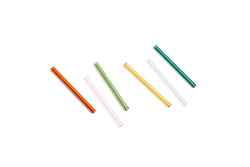 HAY Sip Cocktail Reusable Straws - Pack of 6