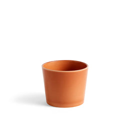 HAY Botanical Flowerpot - Medium - Caramel