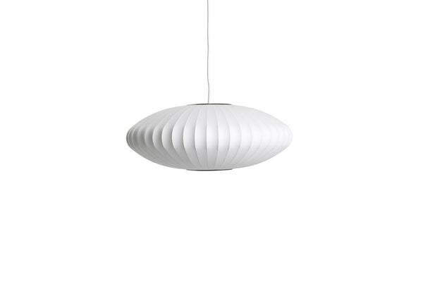 HAY Saucer Bubble Pendant Lamp by George Nelson