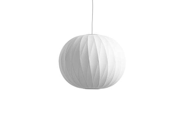 HAY Ball Crisscross Bubble Pendant Lamp by George Nelson