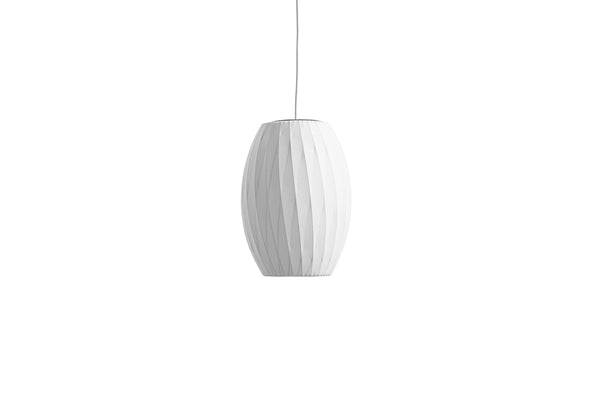 HAY Cigar Crisscross Bubble Pendant Lamp by George Nelson