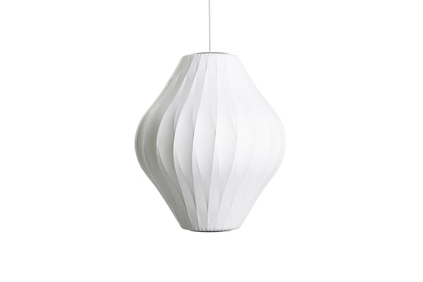 HAY Pear Crisscross Bubble Pendant Lamp by George Nelson