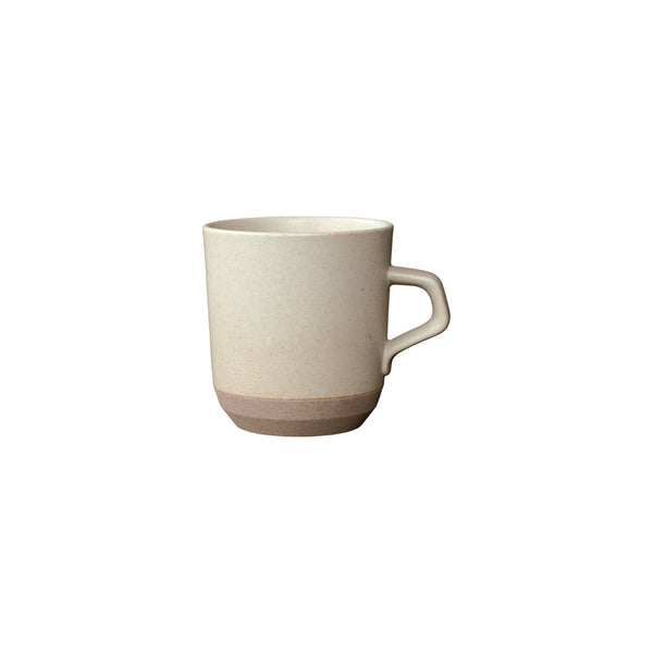 KINTO Ceramic Lab Large Mug - Beige