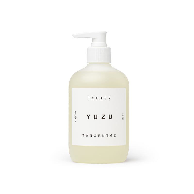 Tangent GC Yuzu Organic Soap 350ml