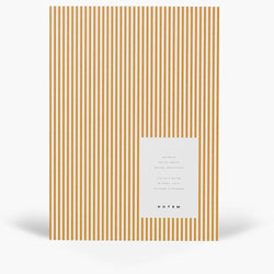 Notem VITA Softcover Notebook - Medium - Ochre