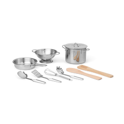 Ferm Living Toro Play Kitchen Tools (Set of 9)