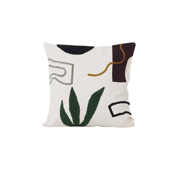 Ferm Living Mirage Cushion - Cacti