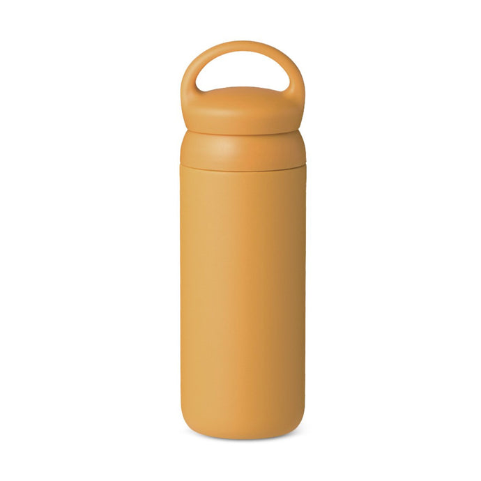 KINTO 500ml Day Off Travel Tumbler - Mustard