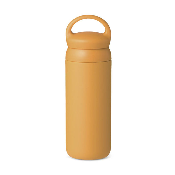 KINTO Day Off Travel Tumbler - 500ml Mustard