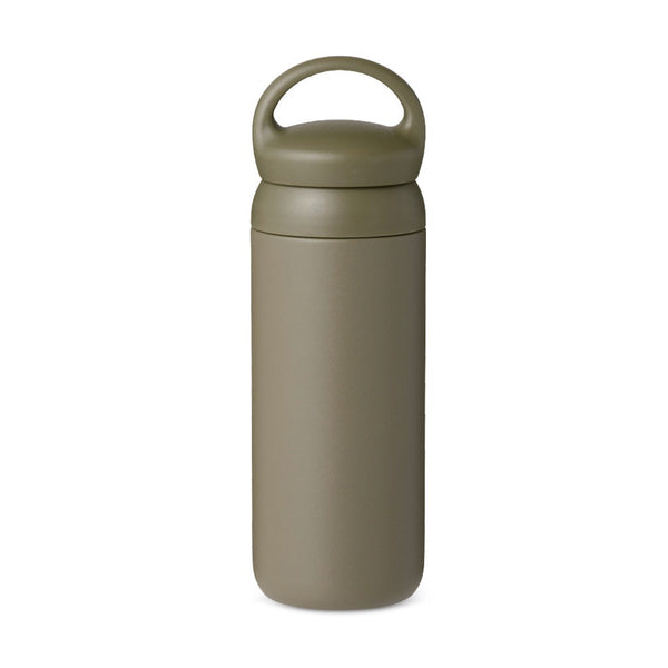 KINTO Day Off Travel Tumbler 500ml - Khaki