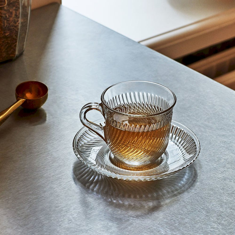 HAY Pirouette Cup and Saucer