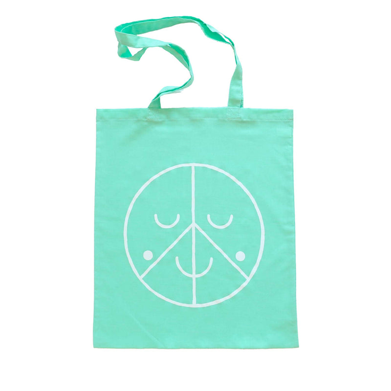 Studio Arhoj Tote Bag - Green