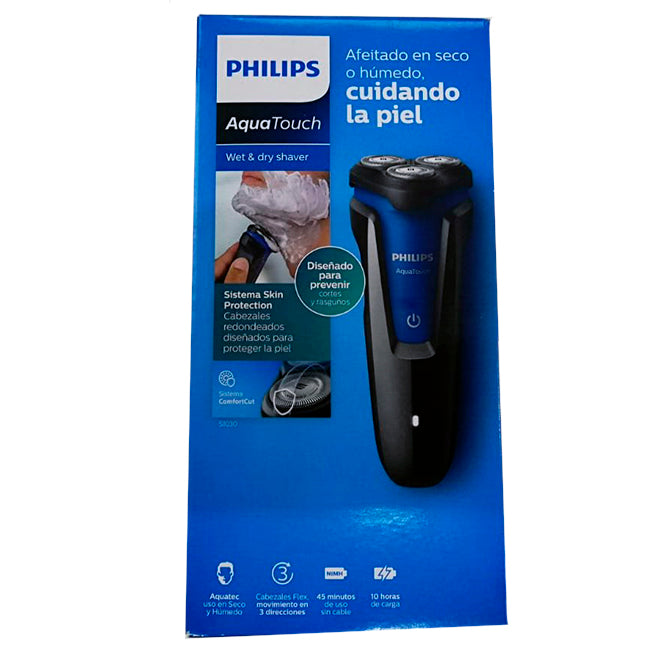 AFEITADORA PHILIPS ELECTRICA RECARGABLE - Bellefarma (1932392726579)