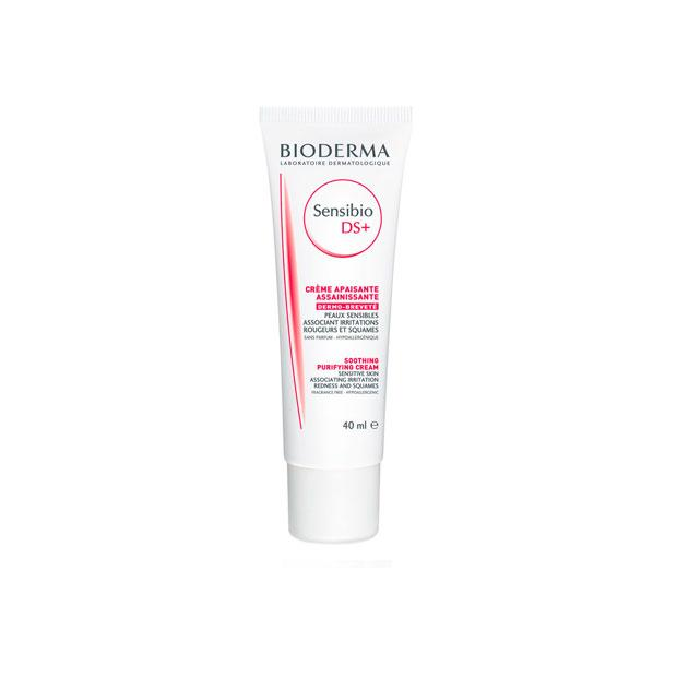 SENSIBIO DS CREMA PIEL CON ROJECES 40 ML BIODERMA