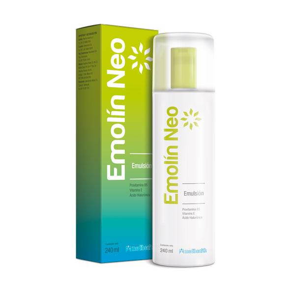 EMOLIN NEO EMULSION HIDRATANTE CON VITAMIAN E 240 ML MEDIHEALTH